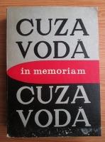 Leonid Boicu - Cuza Voda in memoriam
