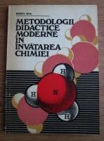 Marieta Sava - Metodologii didactice moderne in invatarea chimiei