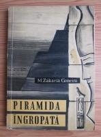 Muhammed Zakaria Goneim - Piramida ingropata