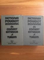 Anticariat: Nicolae Francu - Dictionar poliglot economic, de comert exterior si turism (2 volume)