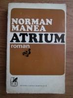 Anticariat: Norman Manea - Atrium