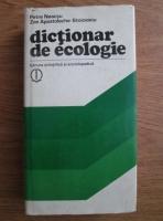Anticariat: Petre Neacsu - Dictionar de ecologie