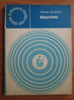 Anticariat: Stelian Niculescu - Algoritmi