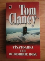 Tom Clancy - Vanatoarea lui Octombrie Rosu