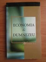 Anticariat: Witness Lee - Economia lui Dumnezeu