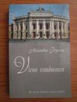 Anticariat: Alexandru Popescu - Viena romaneasca. Un ghid sentimental
