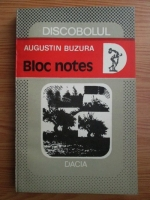 Augustin Buzura - Bloc notes