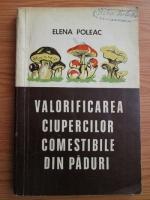 Elena Poleac - Valorificarea ciupercilor comestibile din paduri