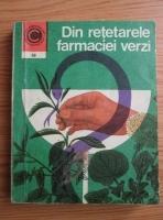 Anticariat: F. Silva - Din retetarele farmaciei verzi