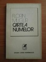 Anticariat: Florin Mugur - Cartea numelor