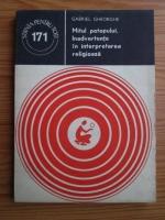 Anticariat: Gabriel Gheorghe - Mitul potopului. Inadvertente in interpretarea religioasa