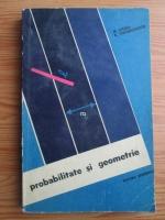 Anticariat: Marius Stoka - Probabilitate si geometrie