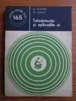 Anticariat: Nicolae Zegheru - Teledetectia si aplicatiile ei