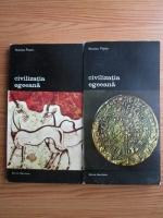 Anticariat: Nicolas Platon - Civilizatia egeeana (2 volume)