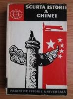 Anticariat: Scurta istorie a Chinei