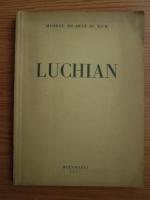 T. Enescu - Expozitia Luchian