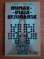 Anticariat: Andrei Boncea - Numar. Viata. Rezonanta