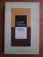 Camil Petrescu - Doctrina substantei (volumul 2)