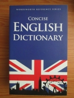 Anticariat: Concise english dictionary