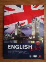 English today. Curs de limba engleza, vol. 1