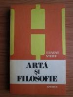 Anticariat: Ernest Stere - Arta si filosofie