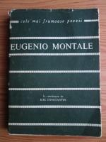 Eugenio Montale - Versuri (Colectia Cele mai frumoase poezii)