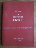 Anticariat: Eugeniu Potolea - Legile si principiile fizicii. Demontarea teoriei relativitatii Einstein