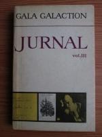 Anticariat: Gala Galaction - Jurnal (volumul 3)