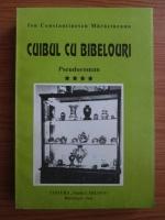 Anticariat: Ion Constantinescu Maracineanu - Cuibul cu bibelouri. Pseudoroman (volumul 4)