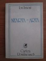 Anticariat: Ion Ianosi - Nearta  Arta