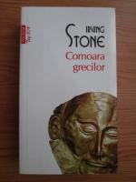 Anticariat: Irving Stone - Comoara grecilor (Top 10+)