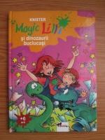 Knister - Magic Lilli si dinozaurii buclucasi