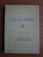 Anticariat: Leopardi - Versuri (Colectia Cele mai frumoase poezii)