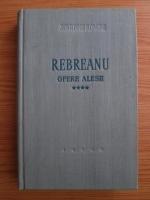 Anticariat: Liviu Rebreanu - Opere alese. Volumul 4: Rascoala
