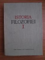 Anticariat: M. A. Dinnik - Istoria filozofiei (volumul 1)