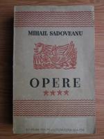 Anticariat: Mihail Sadoveanu - Opere (1945, volumul 4)