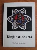 Mircea Popescu - Dictionar de arta. Forme, tehnici, stiluri artistice (volumul 2)