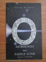 Anticariat: Nadejda Mc. Guines - Astrologia dupa fazele lunii