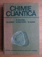 Anticariat: Raymond Daudel - Chimie cuantica