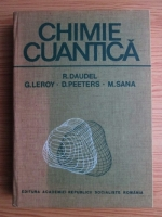 Raymond Daudel - Chimie cuantica