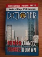Anticariat: Rodica Blaga Chiriacescu - Dictionar roman-francez, francez-roman