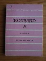 Anticariat: Ronsard - Poezii (Colectia Cele mai frumoase poezii)