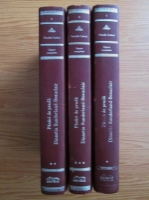 Vintila Corbul - Pasari de prada (3 volume, Adevarul de lux)