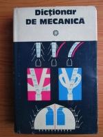 Anticariat: Caius Iacob - Dictionar de mecanica