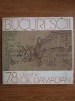 Anticariat: Cik Damadian - Bucurescii. 78 desene