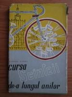 Anticariat: E. Iencec - Cursa Scanteii de-a lungul anilor 1948-1957