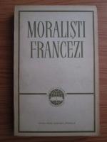 Anticariat: Elena Vianu - Moralisti francezi