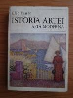 Anticariat: Elie Faure - Istoria artei (volumul 5)