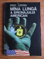 Anticariat: Enzo Catania - Mana lunga a spionajului american