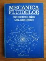 Anticariat: Eugen Constantin Gh. Isbasoiu - Mecanica fluidelor